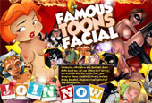 Famous Toon Facial