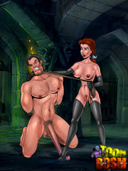 curvy nude toon sex pics