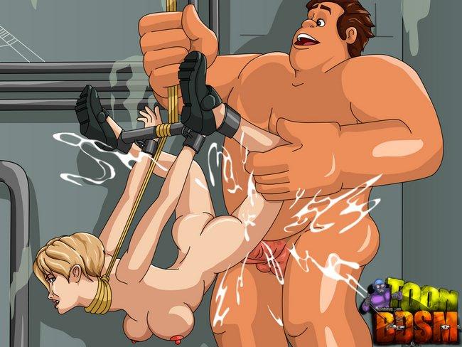 ральф мультфильм порно