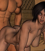 Pain and pleasure of fantasy forced sex